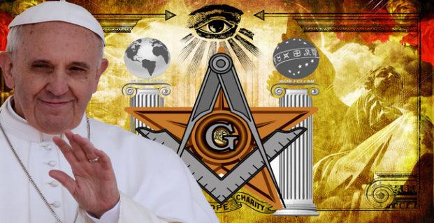 El Papa Francisco Ordena que todos los Masones sean expulsados