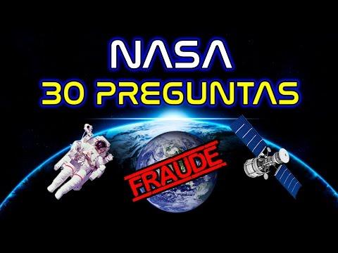30 Cuestiones que dejan en entredicho a la NASA