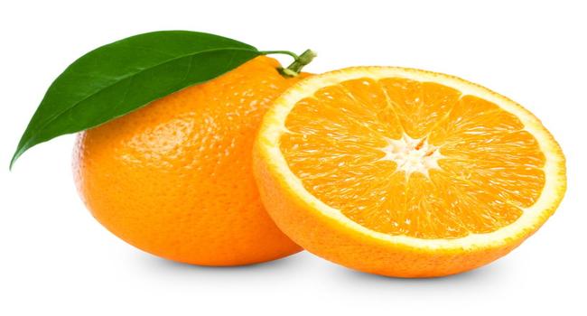 Bondades del consumo de la Naranja