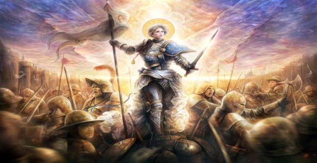 Palabras del Elohim Miguel en memoria de Korsovado – Luchadora del Pueblo de Dios