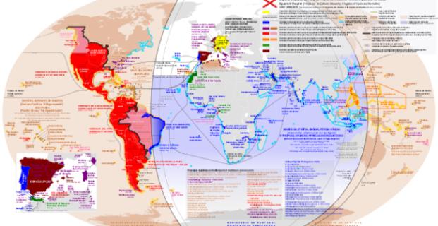 Origen de la Leyenda Negra de la Consquista Española – Conspiración Británica y Masónica