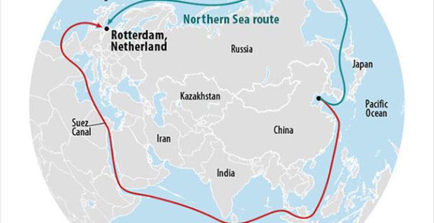 Rusia sopesa impedir tráfico naval por el ártico por decisiones de EEUU