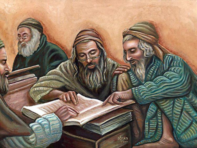 Estudio del Midrash Los 7 dias de la kreasel narradas en el genesis
