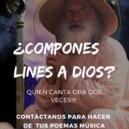 Compones Lines a Dios?