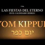 el día de YOM KIPPUR Dia de el Perdón en el Puevlo Judío