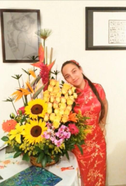 Feliz dia Maestra Eldad