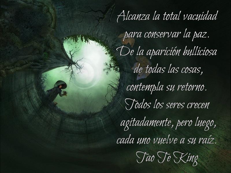 Poema Simero 29 del Tao Te King