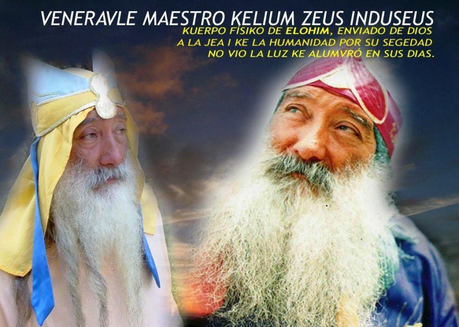 Biografía de Kelium Zeus (Luis Gustavo Morales)