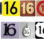 Significado del Simero o numero 16 1 parte