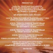 Poema Simero 32 del Tao Te King