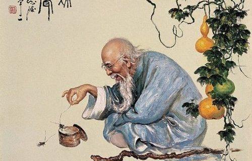 Poema Simero 40 del Tao Te King