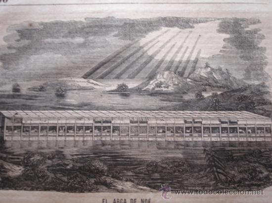 Noe, El Arca , el Diluvio y su Significado Místico