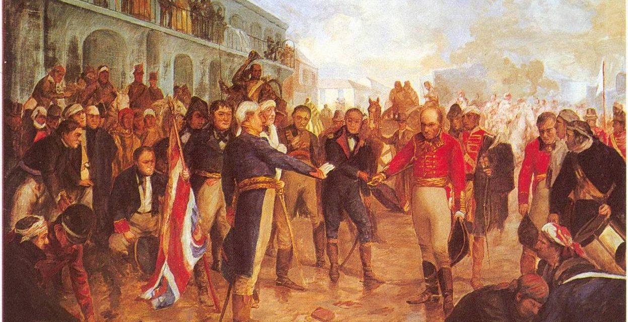 El hilo oculto de Gran Bretaña en la secesión de Hispanoamérica