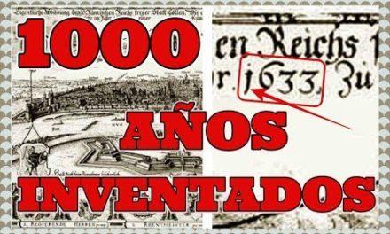 Historia Oculta: Mil Años de Historia Inventados